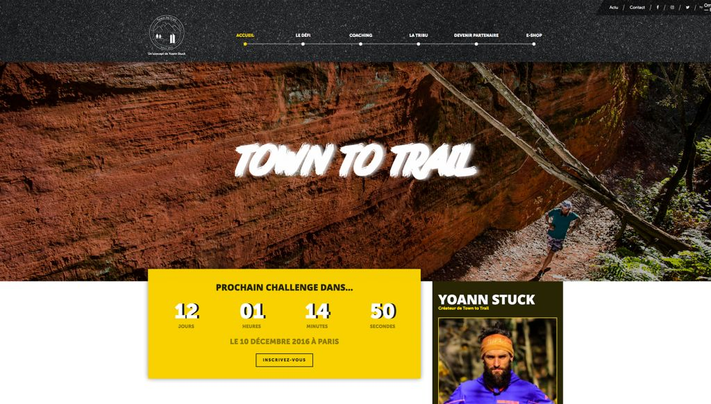 Yoann Stuck – Town to Trail